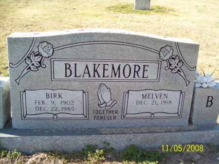 BLAKEMORE, BIRK - Crittenden County, Arkansas   BIRK BLAKEMORE - Arkansas Gravestone Photos