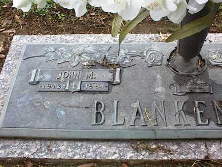 BLANKENSHIP, JOHN M - Crittenden County, Arkansas | JOHN M BLANKENSHIP - Arkansas Gravestone Photos