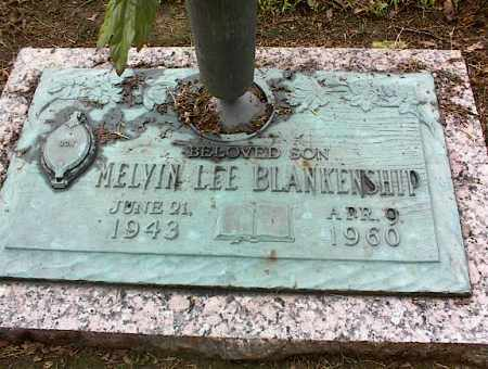 BLANKENSHIP, MELVIN LEE - Crittenden County, Arkansas | MELVIN LEE BLANKENSHIP - Arkansas Gravestone Photos
