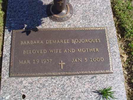 BOJORQUES, BARBARA - Crittenden County, Arkansas | BARBARA BOJORQUES - Arkansas Gravestone Photos