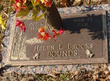 BOUNDS, HELEN L. - Crittenden County, Arkansas | HELEN L. BOUNDS - Arkansas Gravestone Photos