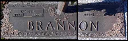 BRANNON, JAMES R - Crittenden County, Arkansas | JAMES R BRANNON - Arkansas Gravestone Photos