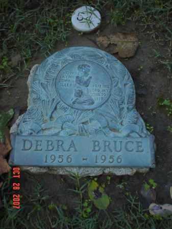 BRUCE, DEBRA - Crittenden County, Arkansas | DEBRA BRUCE - Arkansas Gravestone Photos