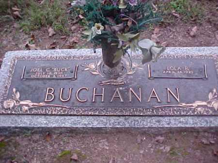 "BUCHANAN, JOEL C ""BUCK"" - Crittenden County, Arkansas   JOEL C ""BUCK"" BUCHANAN - Arkansas Gravestone Photos"