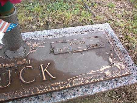 BUCK, BILLIE - Crittenden County, Arkansas   BILLIE BUCK - Arkansas Gravestone Photos