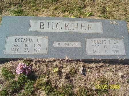BUCKNER, ROBERT E. SR. - Crittenden County, Arkansas | ROBERT E. SR. BUCKNER - Arkansas Gravestone Photos