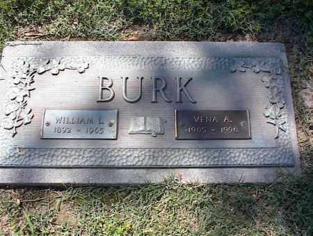 BURK, VENA A - Crittenden County, Arkansas | VENA A BURK - Arkansas Gravestone Photos