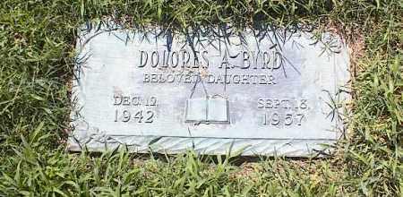BYRD, DOLORES A - Crittenden County, Arkansas | DOLORES A BYRD - Arkansas Gravestone Photos