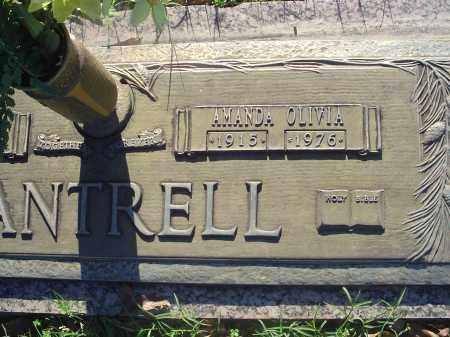 CANTRELL, AMANDA OLIVIA - Crittenden County, Arkansas   AMANDA OLIVIA CANTRELL - Arkansas Gravestone Photos