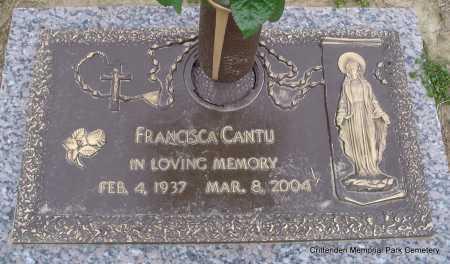 CANTU, FRANCISCA - Crittenden County, Arkansas | FRANCISCA CANTU - Arkansas Gravestone Photos