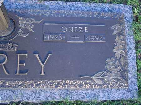 CAREY, ONEZE - Crittenden County, Arkansas | ONEZE CAREY - Arkansas Gravestone Photos