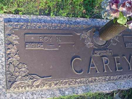 CAREY, ROY N - Crittenden County, Arkansas | ROY N CAREY - Arkansas Gravestone Photos