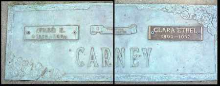 CARNEY, FRED E - Crittenden County, Arkansas | FRED E CARNEY - Arkansas Gravestone Photos