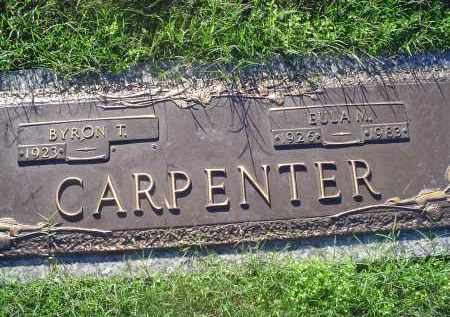 CARPENTER, EULA M - Crittenden County, Arkansas | EULA M CARPENTER - Arkansas Gravestone Photos