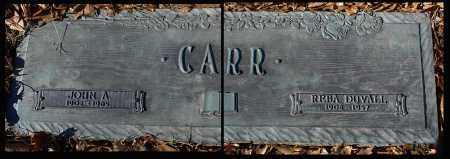 CARR, REBA DUVALL - Crittenden County, Arkansas | REBA DUVALL CARR - Arkansas Gravestone Photos