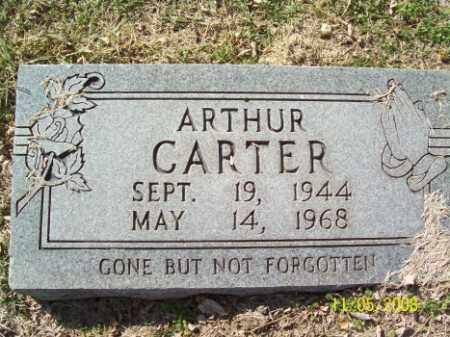 CARTER, ARTHUR - Crittenden County, Arkansas   ARTHUR CARTER - Arkansas Gravestone Photos
