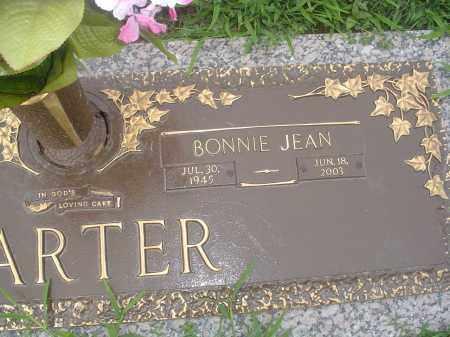 CARTER, BONNIE JEAN - Crittenden County, Arkansas   BONNIE JEAN CARTER - Arkansas Gravestone Photos