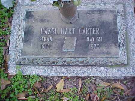 CARTER, HAZEL - Crittenden County, Arkansas | HAZEL CARTER - Arkansas Gravestone Photos