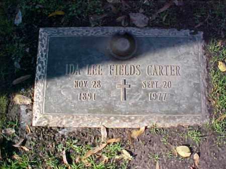 FIELDS CARTER, IDA LEE - Crittenden County, Arkansas | IDA LEE FIELDS CARTER - Arkansas Gravestone Photos