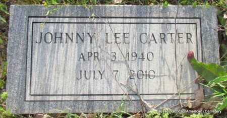 CARTER, JOHNNY LEE - Crittenden County, Arkansas | JOHNNY LEE CARTER - Arkansas Gravestone Photos