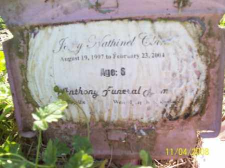 CLARK, JERRY NATHANIEL - Crittenden County, Arkansas | JERRY NATHANIEL CLARK - Arkansas Gravestone Photos