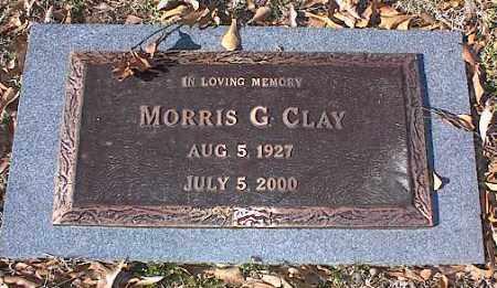 CLAY, MORRIS G - Crittenden County, Arkansas   MORRIS G CLAY - Arkansas Gravestone Photos