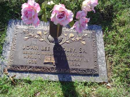 COOLEY, SR, JOHN LEE - Crittenden County, Arkansas | JOHN LEE COOLEY, SR - Arkansas Gravestone Photos