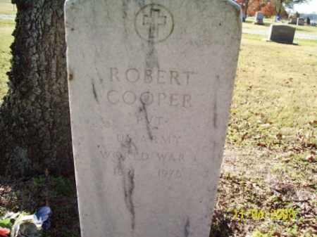 COOPER (VETERAN WWI), ROBERT - Crittenden County, Arkansas | ROBERT COOPER (VETERAN WWI) - Arkansas Gravestone Photos