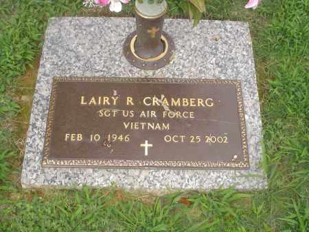 CRAMBERG (VETERAN VIET), LAIRY R. - Crittenden County, Arkansas | LAIRY R. CRAMBERG (VETERAN VIET) - Arkansas Gravestone Photos