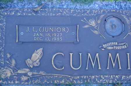 "CUMMINGS, JL ""JUNIOR"" - Crittenden County, Arkansas | JL ""JUNIOR"" CUMMINGS - Arkansas Gravestone Photos"