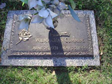 CUMMINS, WILMA JEAN - Crittenden County, Arkansas   WILMA JEAN CUMMINS - Arkansas Gravestone Photos