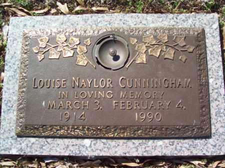 CUNNINGHAM, LOUISE - Crittenden County, Arkansas | LOUISE CUNNINGHAM - Arkansas Gravestone Photos