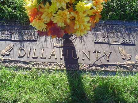DILLAHUNTY, HUGH TRACY - Crittenden County, Arkansas   HUGH TRACY DILLAHUNTY - Arkansas Gravestone Photos