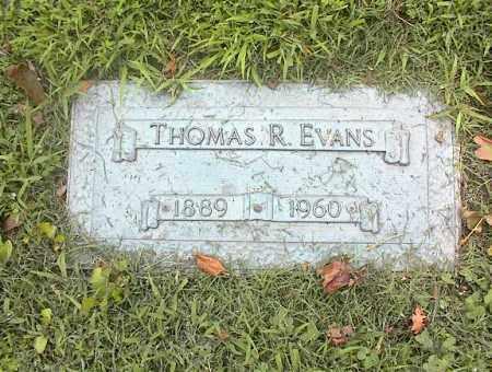 EVANS, THOMAS R - Crittenden County, Arkansas | THOMAS R EVANS - Arkansas Gravestone Photos