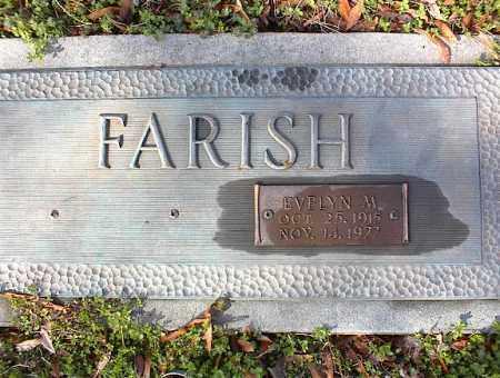 FARISH, EVELYN M - Crittenden County, Arkansas   EVELYN M FARISH - Arkansas Gravestone Photos