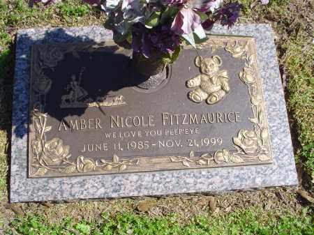 FITZMAURICE, AMBER NICOLE - Crittenden County, Arkansas | AMBER NICOLE FITZMAURICE - Arkansas Gravestone Photos