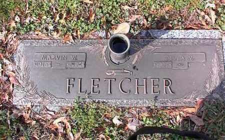 FLETCHER, ZELLA M - Crittenden County, Arkansas | ZELLA M FLETCHER - Arkansas Gravestone Photos