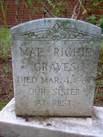 GRAVES, MAE - Crittenden County, Arkansas | MAE GRAVES - Arkansas Gravestone Photos