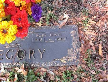 GREGORY, RUBY JEWEL - Crittenden County, Arkansas | RUBY JEWEL GREGORY - Arkansas Gravestone Photos
