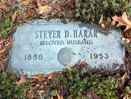 HANAN, STEVEN D - Crittenden County, Arkansas | STEVEN D HANAN - Arkansas Gravestone Photos