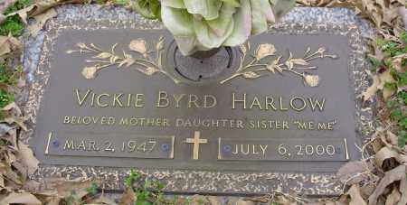 BYRD HARLOW, VICKIE - Crittenden County, Arkansas | VICKIE BYRD HARLOW - Arkansas Gravestone Photos