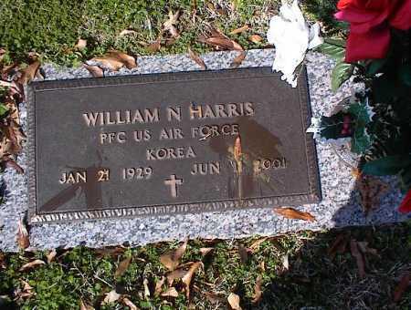 HARRIS (VETERAN KOR), WILLIAM N - Crittenden County, Arkansas | WILLIAM N HARRIS (VETERAN KOR) - Arkansas Gravestone Photos