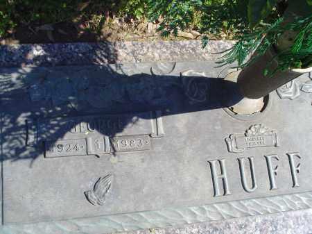 HUFF, GEORGE - Crittenden County, Arkansas | GEORGE HUFF - Arkansas Gravestone Photos