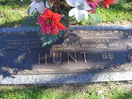 HUNT, DORA E. - Crittenden County, Arkansas | DORA E. HUNT - Arkansas Gravestone Photos