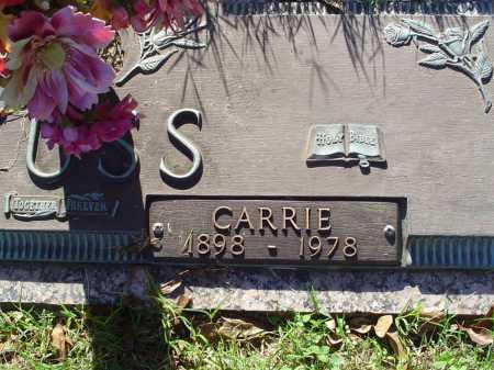 HUSS, CARRIE - Crittenden County, Arkansas | CARRIE HUSS - Arkansas Gravestone Photos