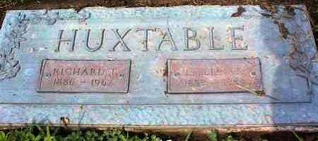 HUXTABLE, RICARD T - Crittenden County, Arkansas | RICARD T HUXTABLE - Arkansas Gravestone Photos