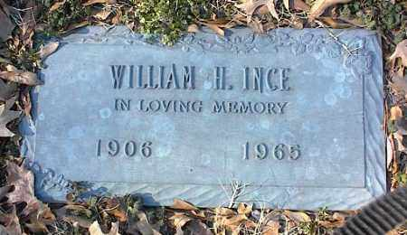 INCE, WILLIAM H - Crittenden County, Arkansas | WILLIAM H INCE - Arkansas Gravestone Photos