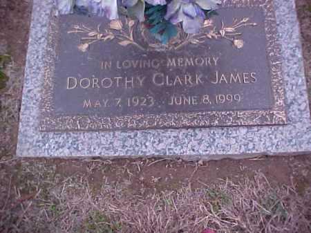 JAMES, DOROTHY - Crittenden County, Arkansas | DOROTHY JAMES - Arkansas Gravestone Photos