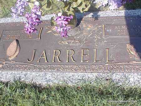 JARRELL, CURTIS TAYLOR - Crittenden County, Arkansas | CURTIS TAYLOR JARRELL - Arkansas Gravestone Photos