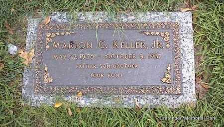 KELLER, JR, MARION G - Crittenden County, Arkansas | MARION G KELLER, JR - Arkansas Gravestone Photos